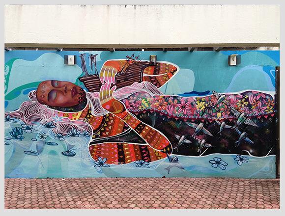 Arte Urbano en Quintana Roo: 20 murales de visita obligada